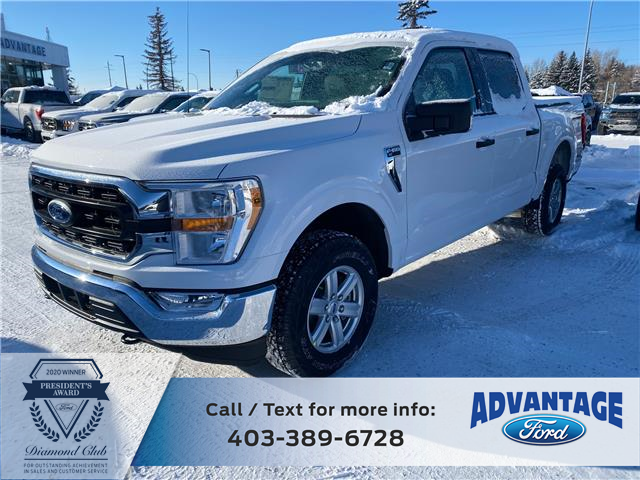 2021 Ford F-150 XLT (Stk: M-298) in Calgary - Image 1 of 5