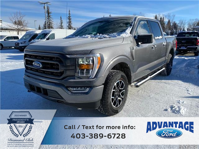 2021 Ford F-150 XLT (Stk: M-338) in Calgary - Image 1 of 5