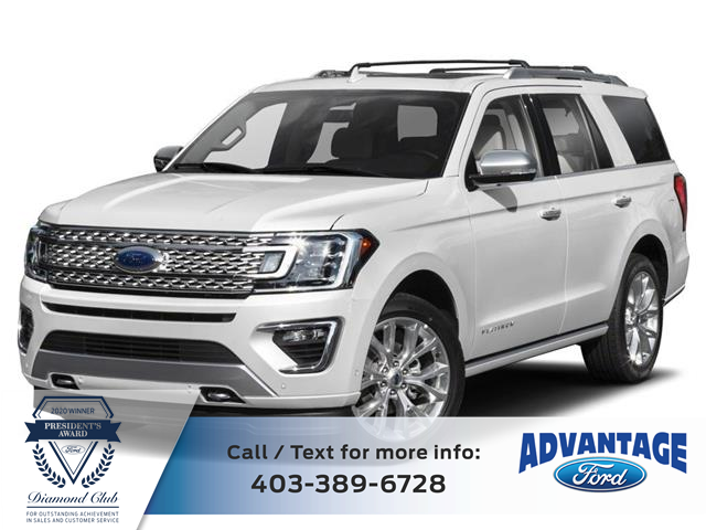 2021 Ford Expedition Platinum (Stk: M-331) in Calgary - Image 1 of 9