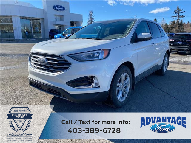2020 Ford Edge SEL (Stk: L-1638) in Calgary - Image 1 of 6