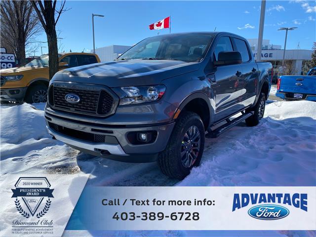 2021 Ford Ranger XLT (Stk: M-307) in Calgary - Image 1 of 5