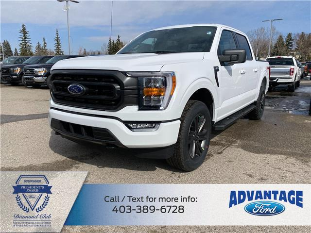 2021 Ford F-150 XLT (Stk: M-443) in Calgary - Image 1 of 5