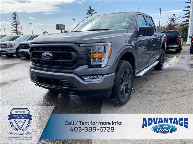 2021 Ford F-150 XLT (Stk: M-467) in Calgary - Image 1 of 5