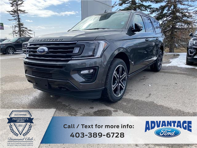 2021 Ford Expedition Max Limited (Stk: M-478) in Calgary - Image 1 of 7