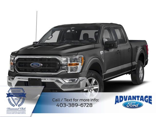 2021 Ford F-150 XLT (Stk: M-499) in Calgary - Image 1 of 9