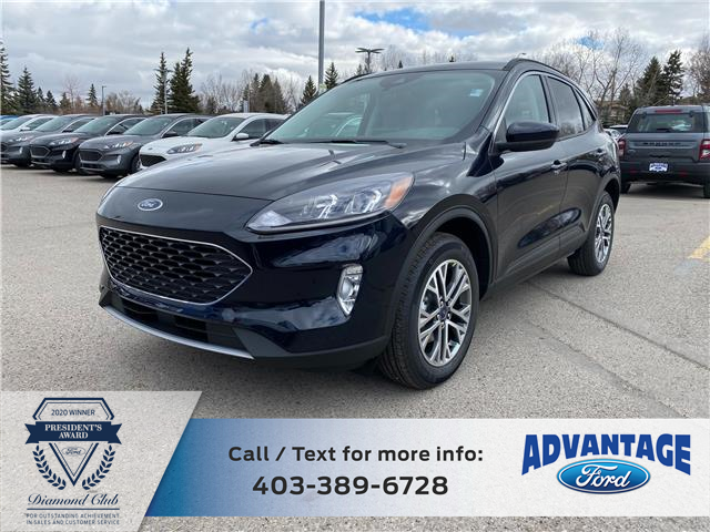 2021 Ford Escape SEL (Stk: M-265) in Calgary - Image 1 of 5