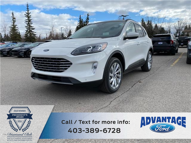 2021 Ford Escape Titanium (Stk: M-266) in Calgary - Image 1 of 6