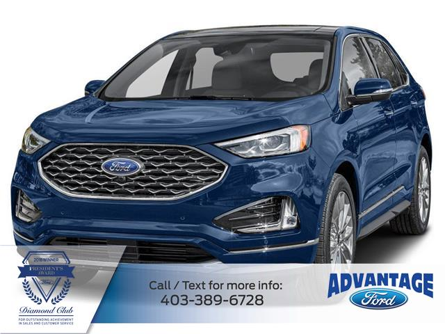 2021 Ford Edge SEL (Stk: M-206) in Calgary - Image 1 of 1
