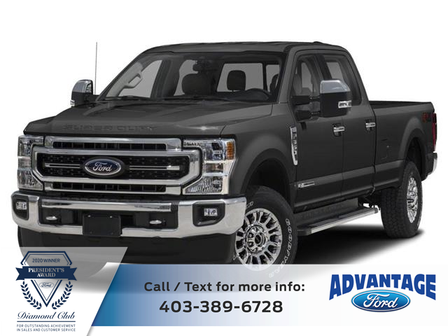 2021 Ford F-350 Lariat (Stk: M-474) in Calgary - Image 1 of 9