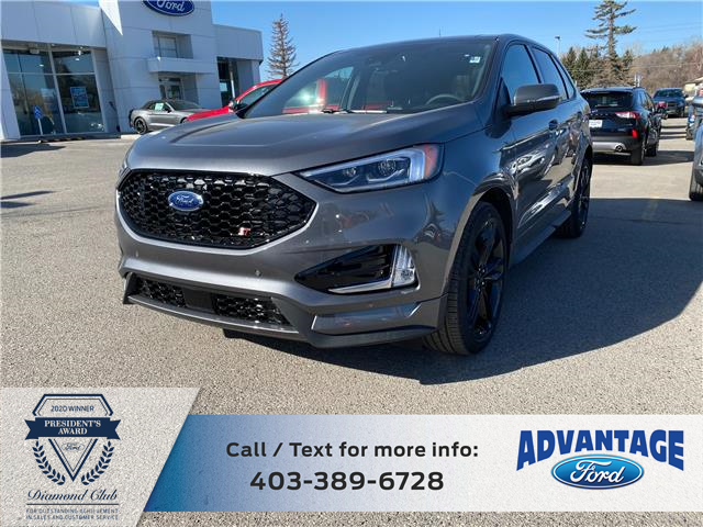 2021 Ford Edge ST (Stk: M-202) in Calgary - Image 1 of 7