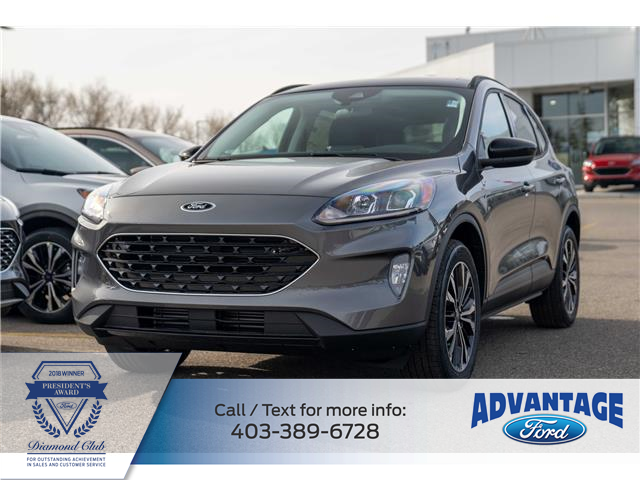 2021 Ford Escape SEL (Stk: M-247) in Calgary - Image 1 of 7