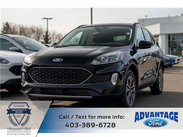 2021 Ford Escape SEL (Stk: M-250) in Calgary - Image 1 of 7