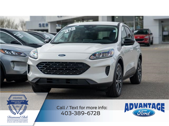 2021 Ford Escape SE (Stk: M-245) in Calgary - Image 1 of 6