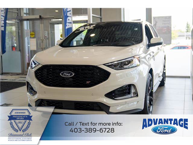 2021 Ford Edge ST (Stk: M-834) in Calgary - Image 1 of 5