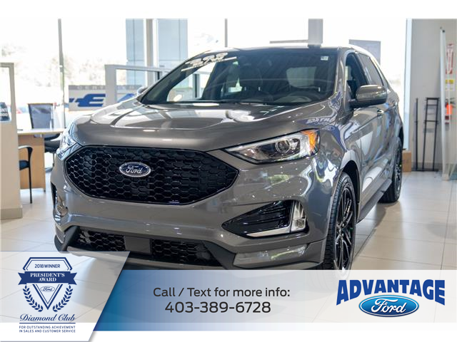 2021 Ford Edge ST Line (Stk: M-846) in Calgary - Image 1 of 5