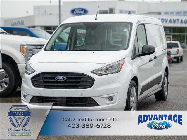 2021 Ford Transit Connect XLT (Stk: M-950) in Calgary - Image 1 of 7