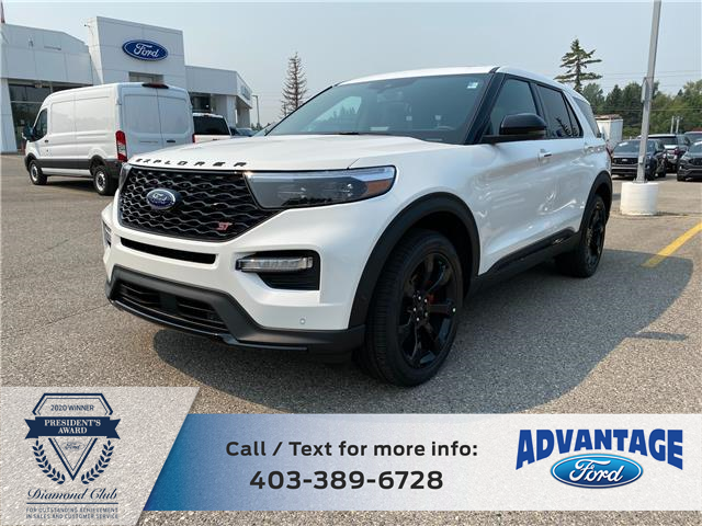 2021 Ford Explorer ST (Stk: M-778) in Calgary - Image 1 of 7