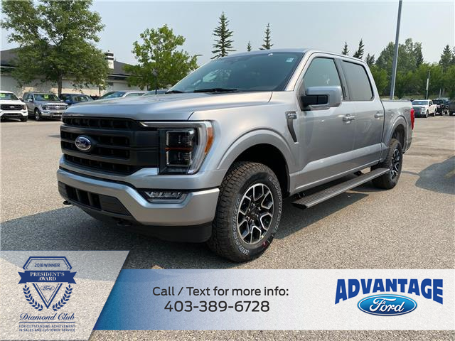 2021 Ford F-150 Lariat (Stk: M-971) in Calgary - Image 1 of 6