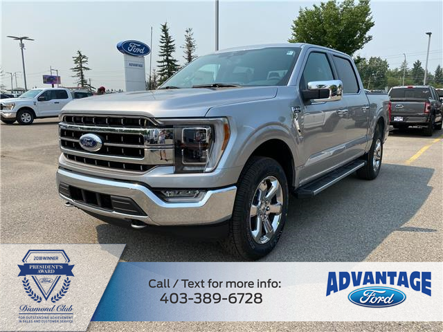 2021 Ford F-150 Lariat (Stk: M-1040) in Calgary - Image 1 of 6