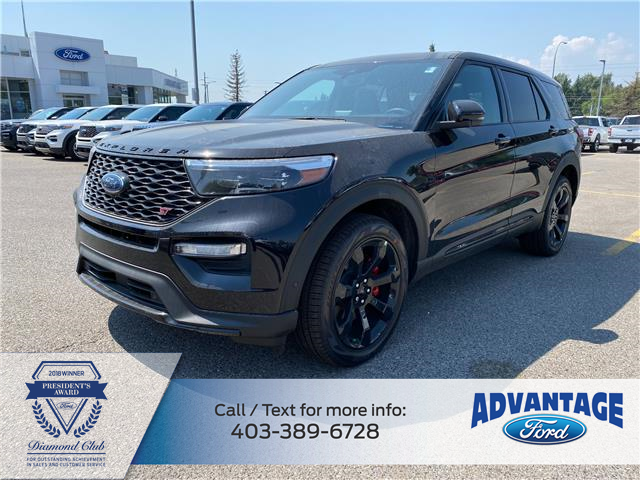 2021 Ford Explorer ST (Stk: M-663) in Calgary - Image 1 of 7