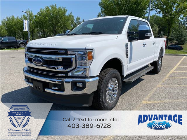 2021 Ford F-350 XLT (Stk: M-890) in Calgary - Image 1 of 6