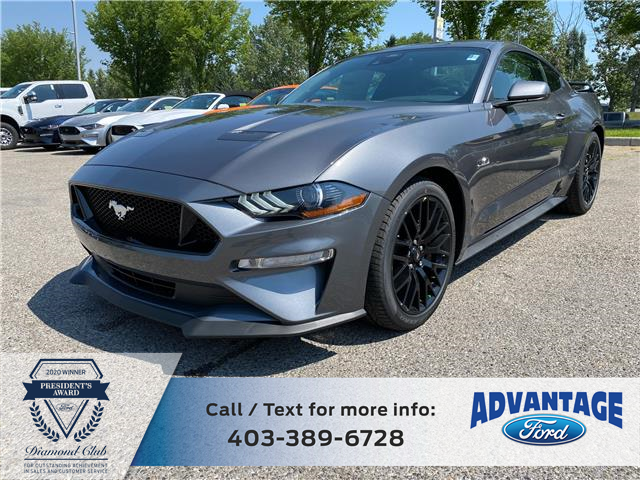 2021 Ford Mustang GT (Stk: M-565) in Calgary - Image 1 of 7