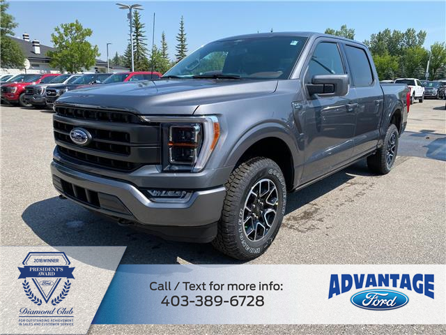 2021 Ford F-150 Lariat (Stk: M-970) in Calgary - Image 1 of 6