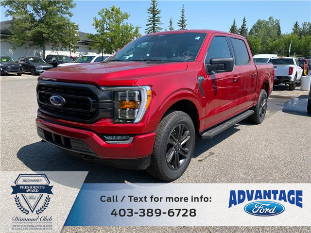 2021 Ford F-150 XLT (Stk: M-876) in Calgary - Image 1 of 5