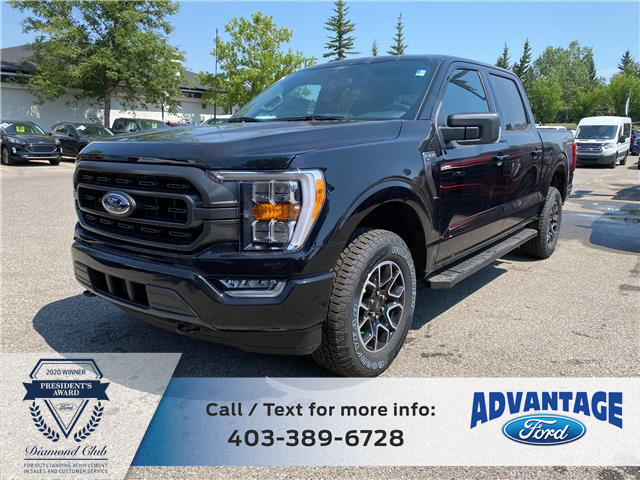 2021 Ford F-150 XLT (Stk: M-1037) in Calgary - Image 1 of 5