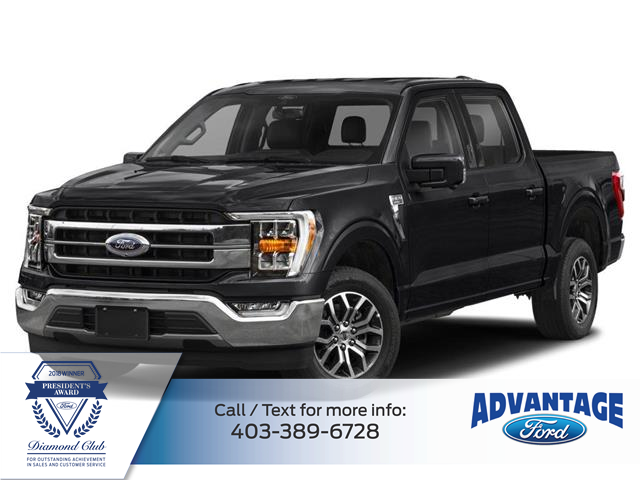 2021 Ford F-150 Lariat (Stk: M-803) in Calgary - Image 1 of 9