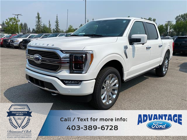 2021 Ford F-150 Limited (Stk: M-995) in Calgary - Image 1 of 7