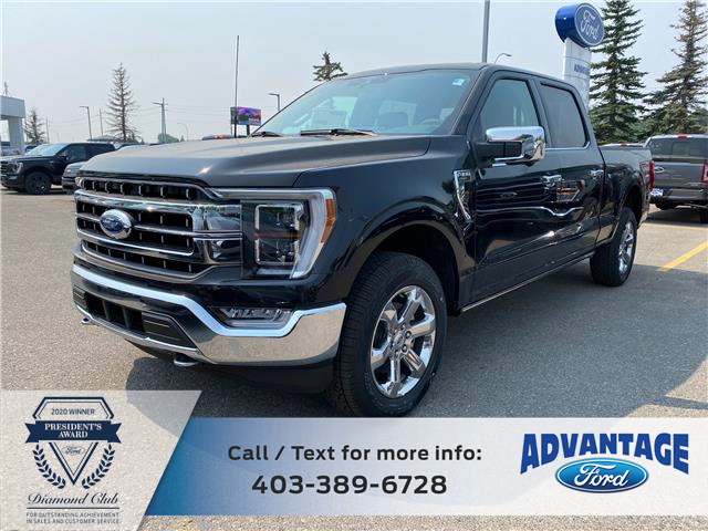 2021 Ford F-150 Lariat (Stk: M-1038) in Calgary - Image 1 of 7