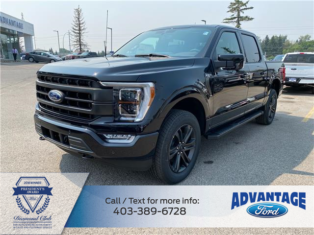 2021 Ford F-150 Lariat (Stk: M-1029) in Calgary - Image 1 of 7