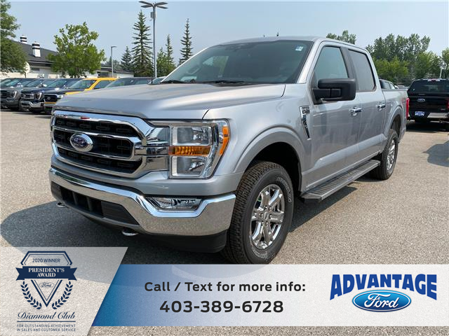 2021 Ford F-150 XLT (Stk: M-683) in Calgary - Image 1 of 6