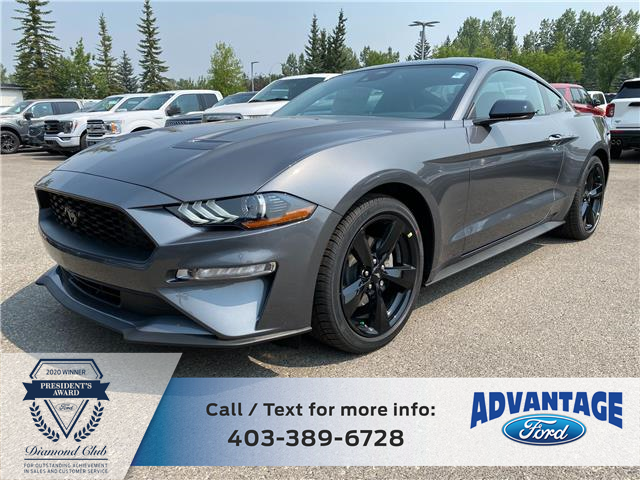 2021 Ford Mustang EcoBoost Premium (Stk: M-579) in Calgary - Image 1 of 6