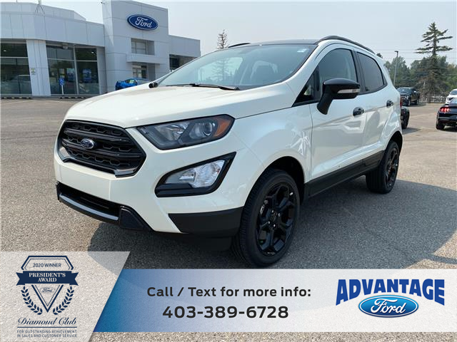 2021 Ford EcoSport SES (Stk: M-1025) in Calgary - Image 1 of 6