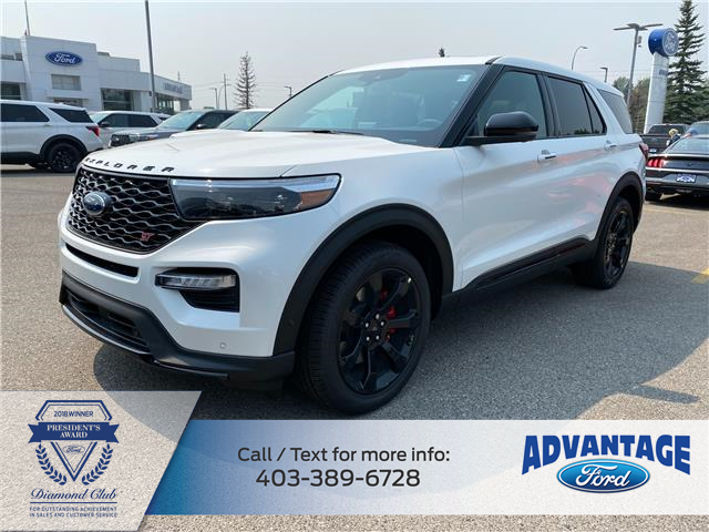 2021 Ford Explorer ST (Stk: M-661) in Calgary - Image 1 of 7