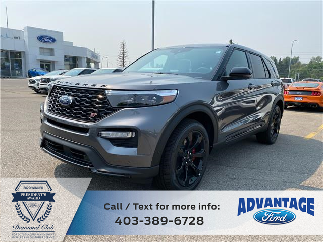 2021 Ford Explorer ST (Stk: M-662) in Calgary - Image 1 of 7