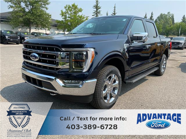 2021 Ford F-150 Lariat (Stk: M-1039) in Calgary - Image 1 of 7