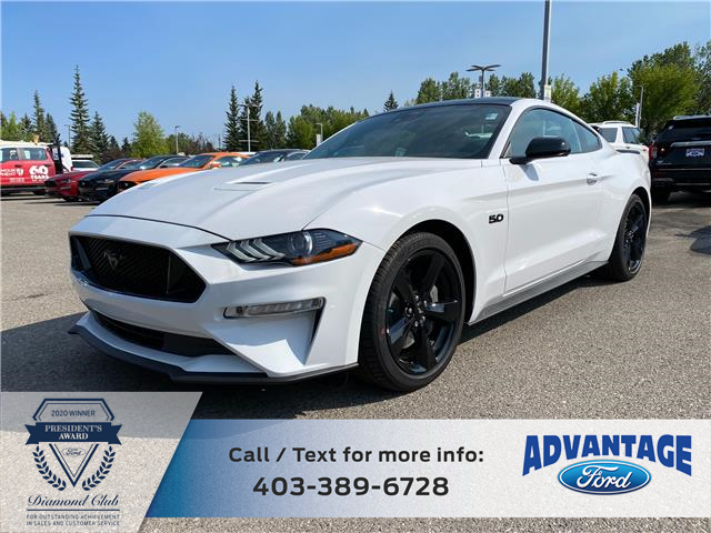 2021 Ford Mustang GT (Stk: M-568) in Calgary - Image 1 of 6
