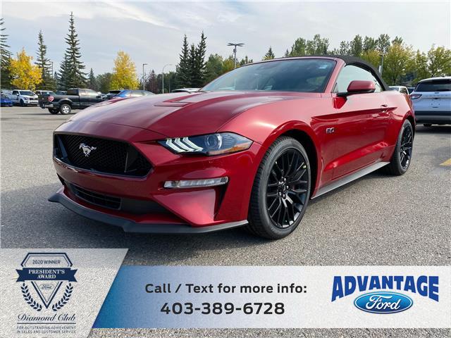 2021 Ford Mustang GT Premium (Stk: M-575) in Calgary - Image 1 of 6