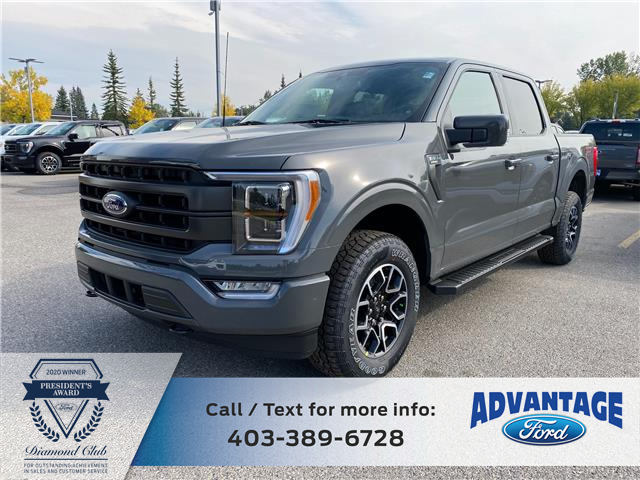 2021 Ford F-150 Lariat (Stk: M-1136) in Calgary - Image 1 of 7