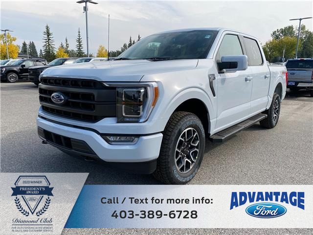 2021 Ford F-150 Lariat (Stk: M-1132) in Calgary - Image 1 of 7