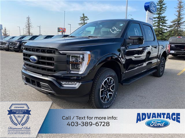 2021 Ford F-150 Lariat (Stk: M-1126) in Calgary - Image 1 of 7