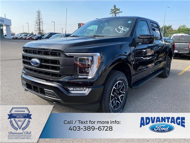 2021 Ford F-150 Lariat (Stk: M-1134) in Calgary - Image 1 of 6