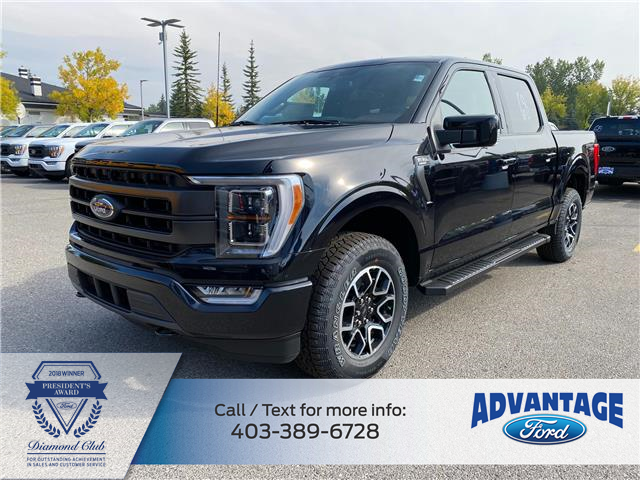 2021 Ford F-150 Lariat (Stk: M-1125) in Calgary - Image 1 of 7