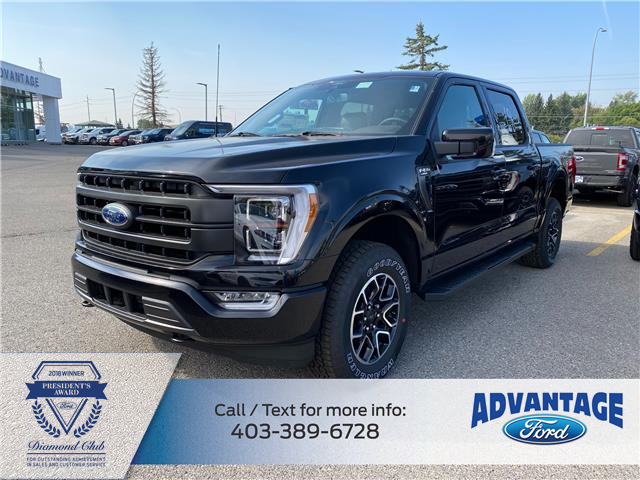 2021 Ford F-150 Lariat (Stk: M-1121) in Calgary - Image 1 of 7