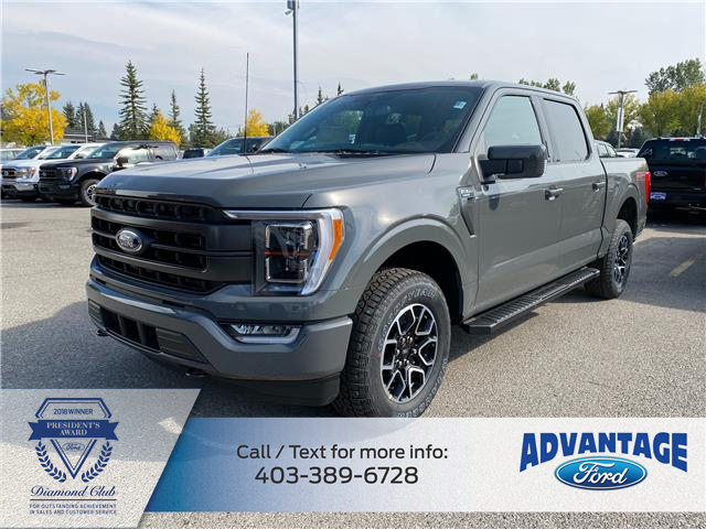 2021 Ford F-150 Lariat (Stk: M-1131) in Calgary - Image 1 of 7