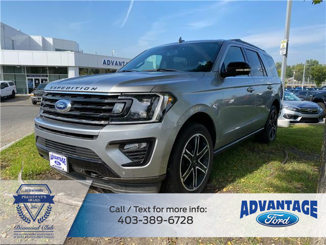 2021 Ford Expedition Limited (Stk: M-631) in Calgary - Image 1 of 7