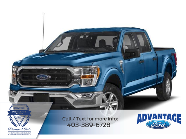 2021 Ford F-150 XLT (Stk: M-682) in Calgary - Image 1 of 9